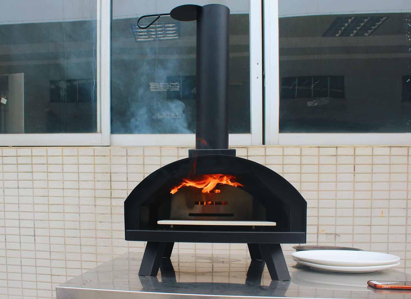 Beste og billigste vedfyrt pizzaovn